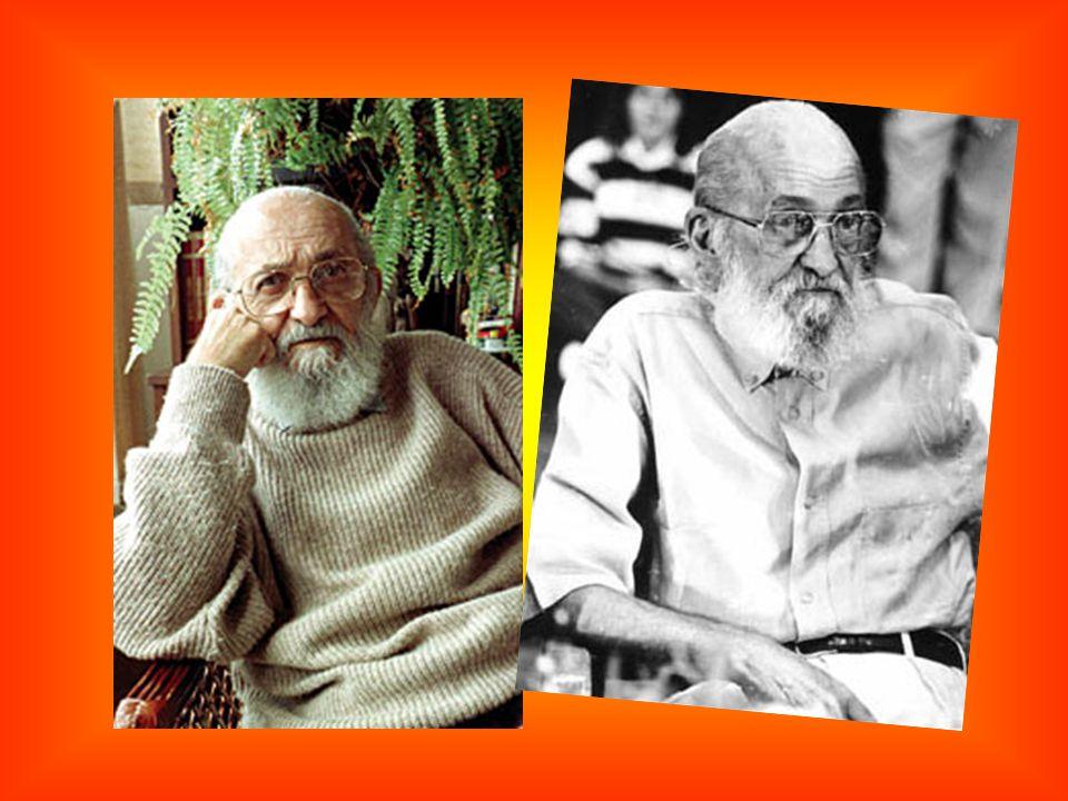 Paulo Reglus Neves Freire (Recife, 1921 - São Paulo, 1997) foi um educador brasileiro. Destacou-se por seu trabalho na área da educação popular, volta