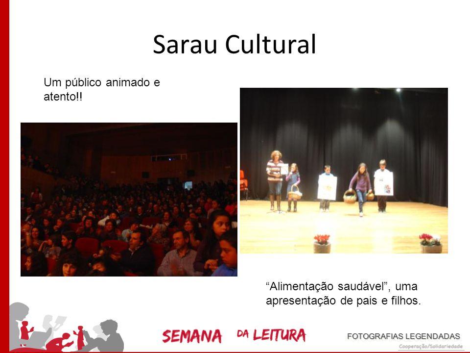 """Sarau Cultural A leveza do gesto das nossas ginastas! """"Meninos de todas as cores"""" uma apresentação de alunos e pais. FOTOGRAFIAS LEGENDADAS"""