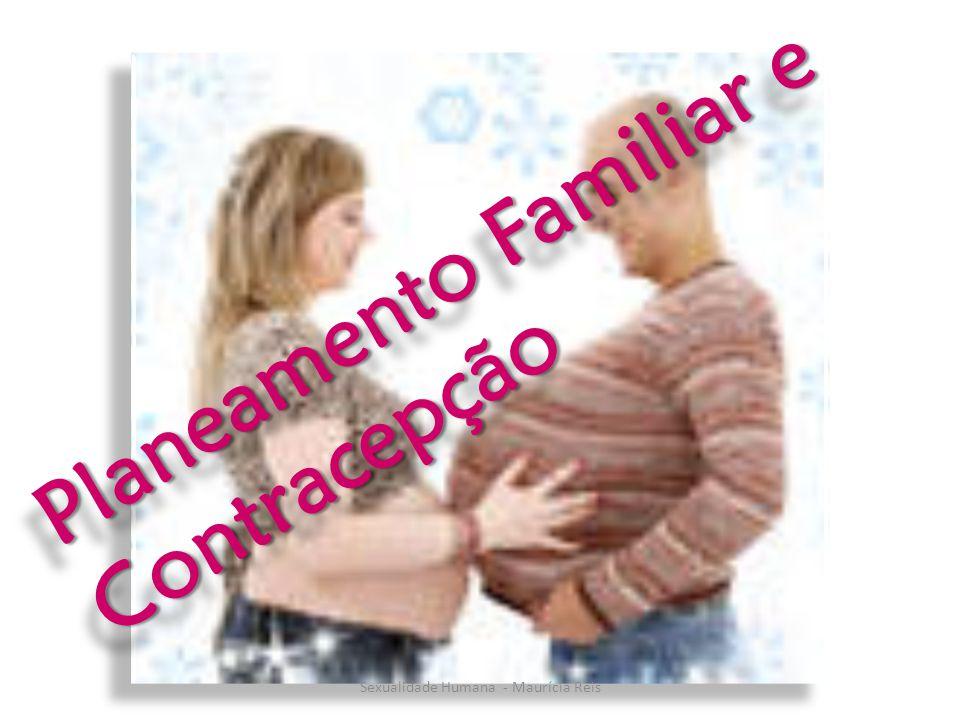 Planeamento Familiar e Contracepção Sexualidade Humana - Maurícia Reis