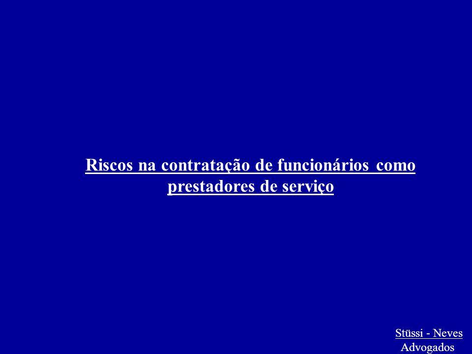 Stüssi - Neves Advogados Art.135.
