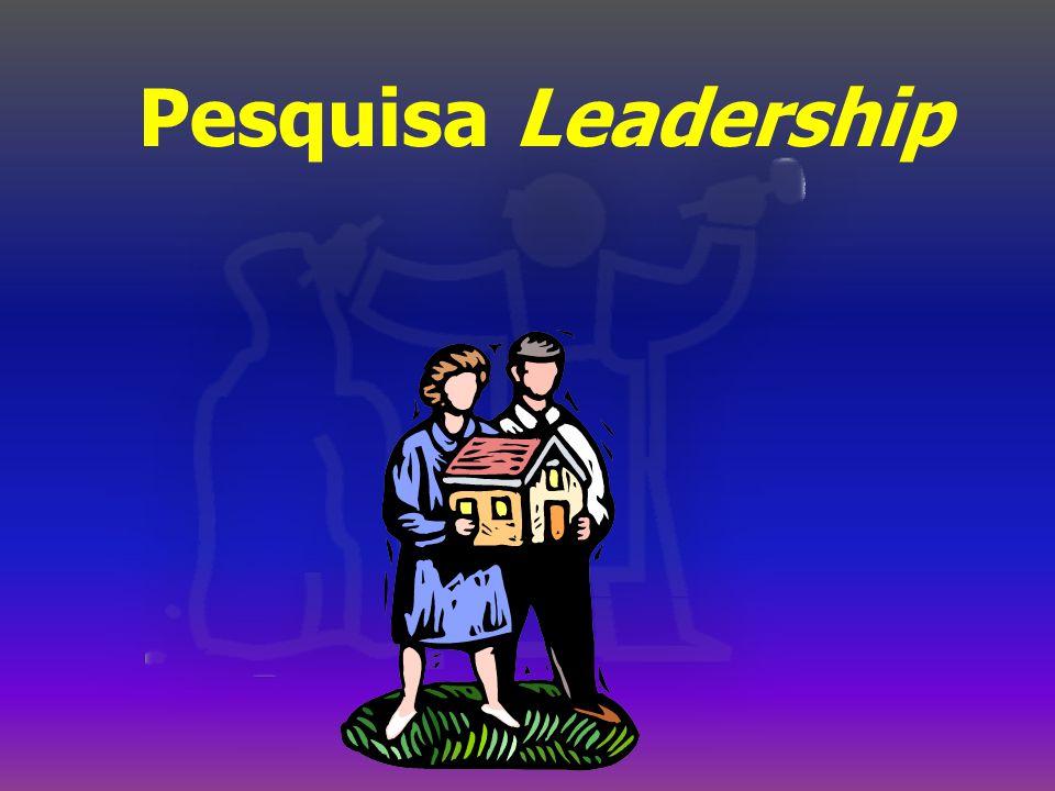 Pesquisa Leadership