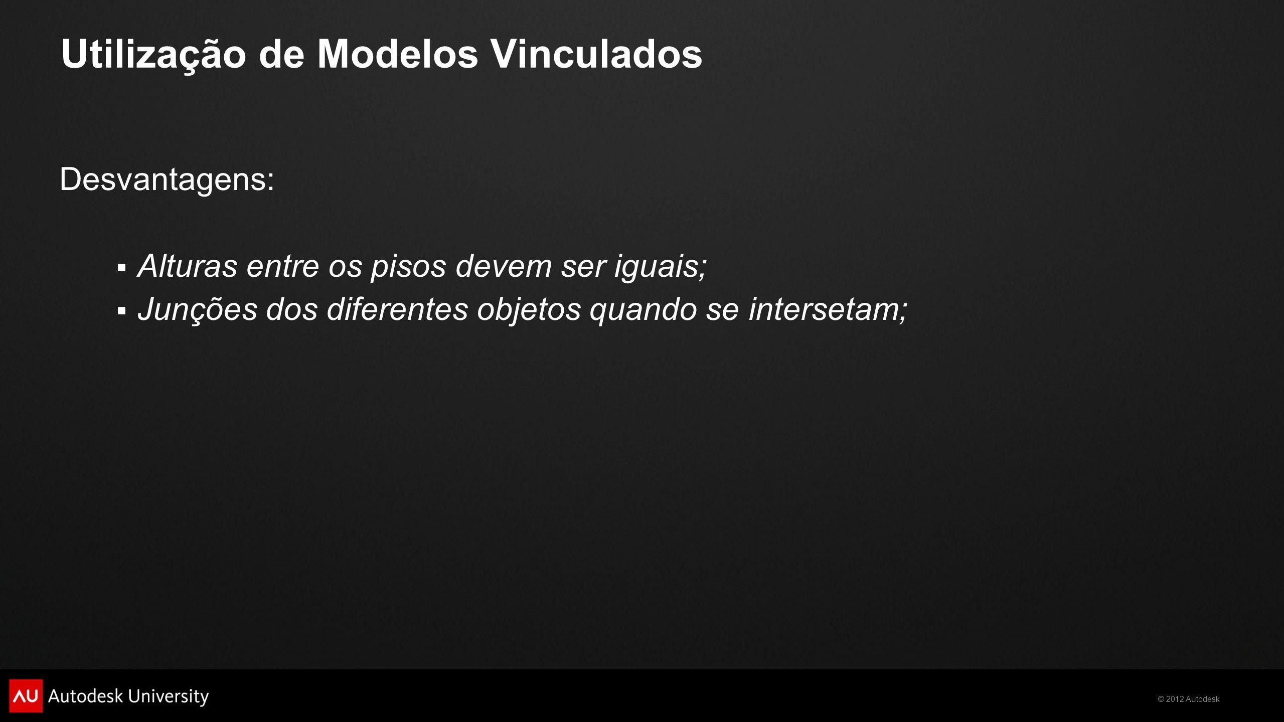 © 2012 Autodesk Conclusão