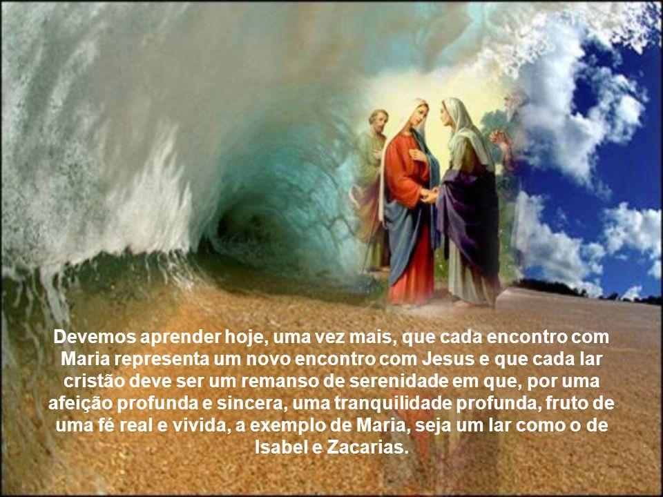 A paz de nos sabermos amados por nosso Pai-Deus, incorporados em Cristo, protegidos pela Virgem Santa Maria, amparados por José. Essa é a grande luz q