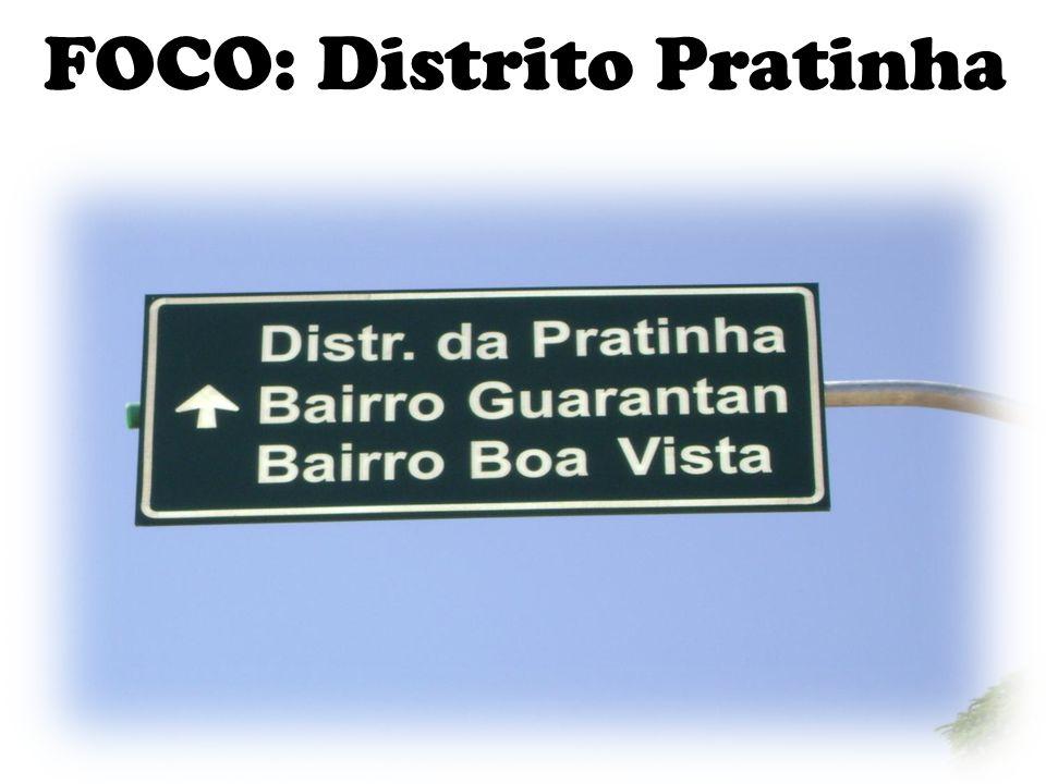 FOCO: Distrito Pratinha