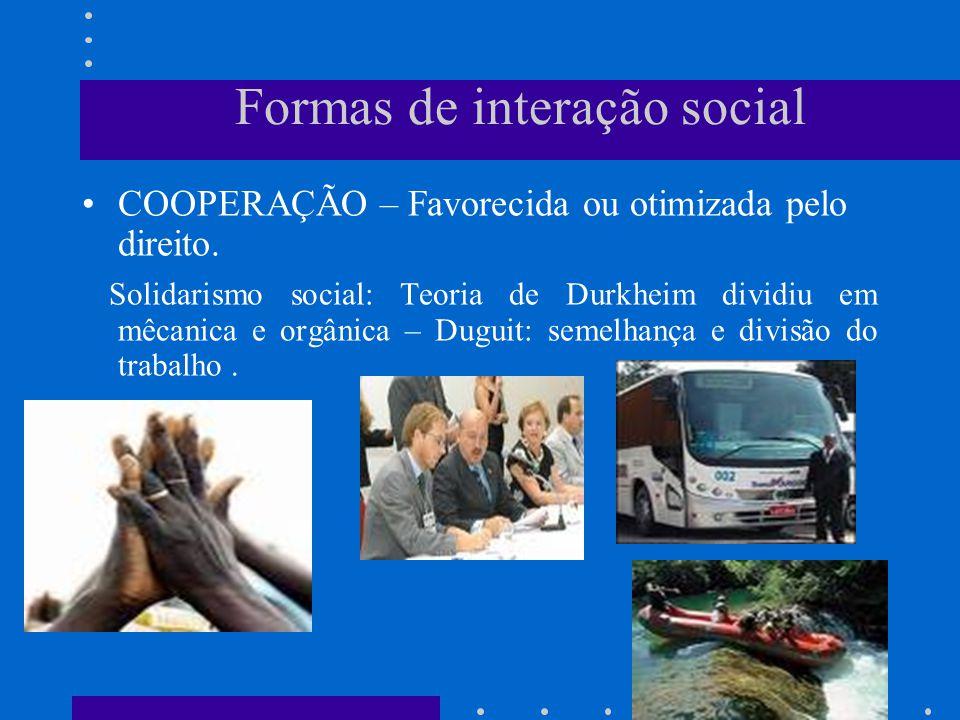 Processos de adaptação O DIREITO COMO PROCESSO DE ADAPTAÇÃO SOCIAL – Os institutos jurídicos são inventos humanos que, como processo de adaptação social, são necessários para a manutenção ou conquista de valores como a paz, ordem e bem comum.