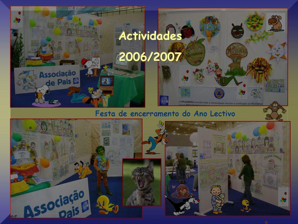Festa de Encerramento do Ano Lectivo
