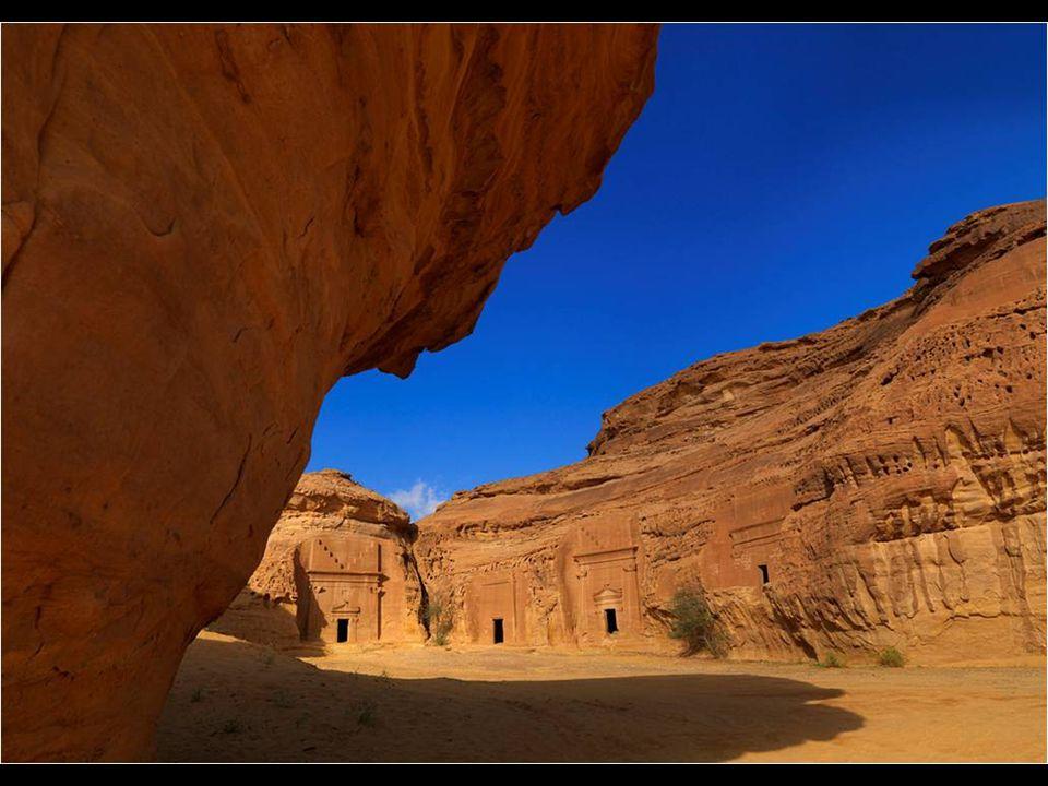 Hacer click para continuar Mada'in Saleh Mada'in Saleh A outra Petra, na Arabia Saudíta