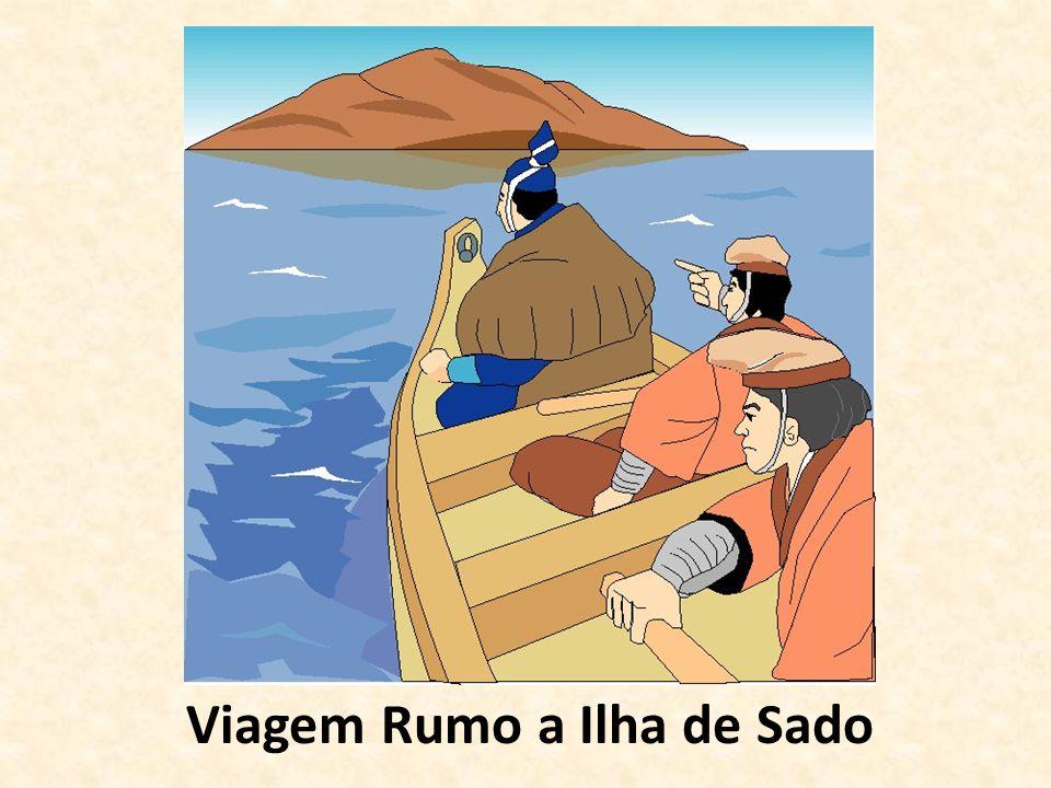 Viagem Rumo a Ilha de Sado