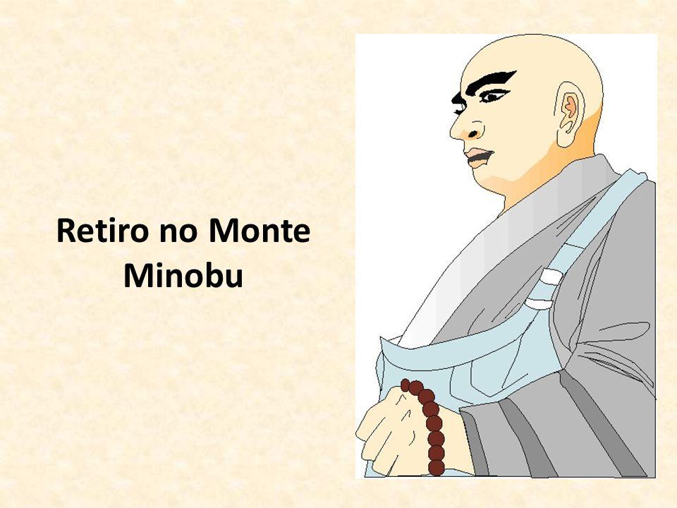 Retiro no Monte Minobu