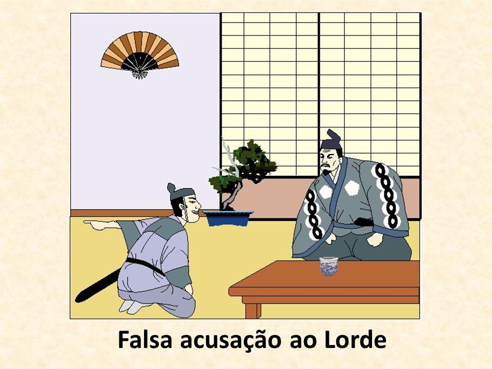 Falsa acusação ao Lorde