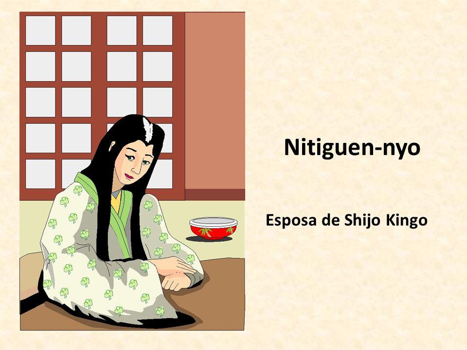 Nitiguen-nyo Esposa de Shijo Kingo