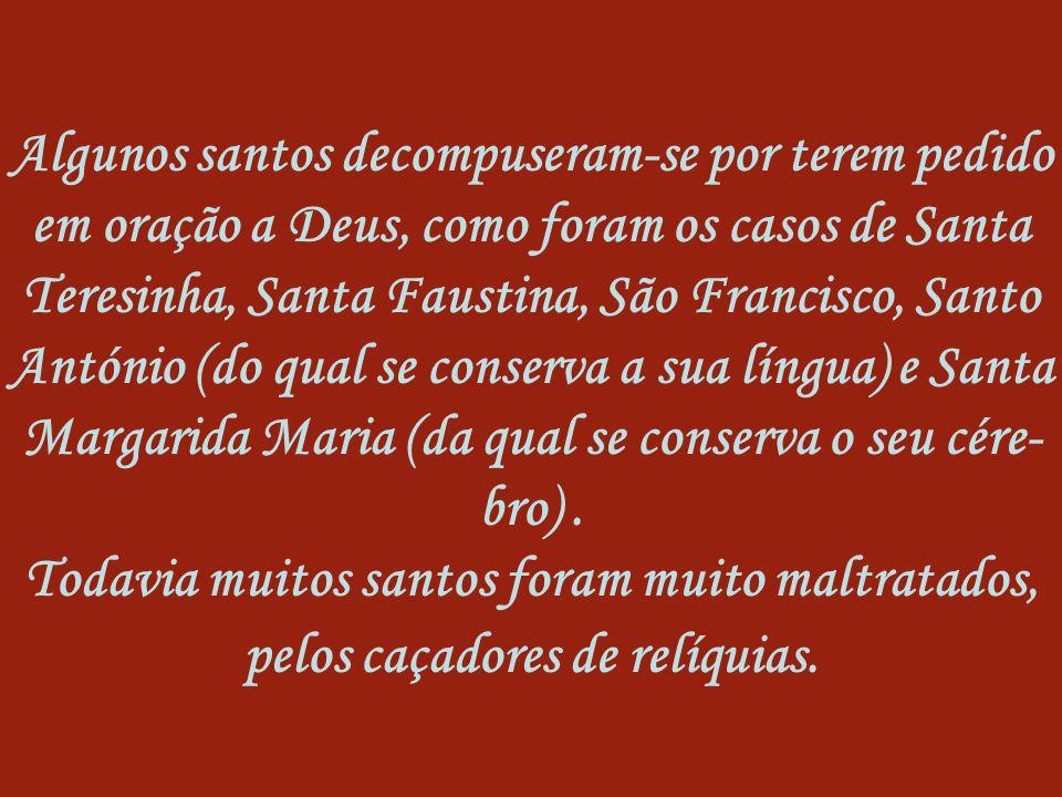STA. CLARA DE ASIS, A AMIGA DE SAN FRANCISCO, MORREU EM 1253 SAN VICENTE DE PAUL 1660 STA. LUISA DE MARILLAC 1660SANTA TERESA DE JESUS (DE AVILA) MORR