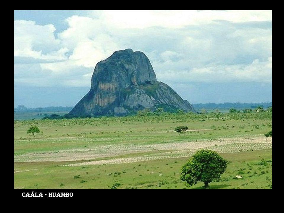 Caála - huambo