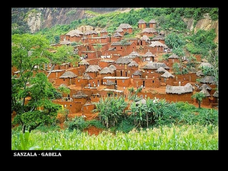 Sanzala - gabela