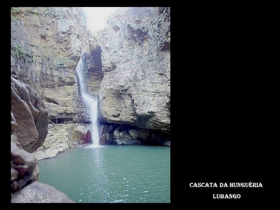 Cascata da hunguéria lubango