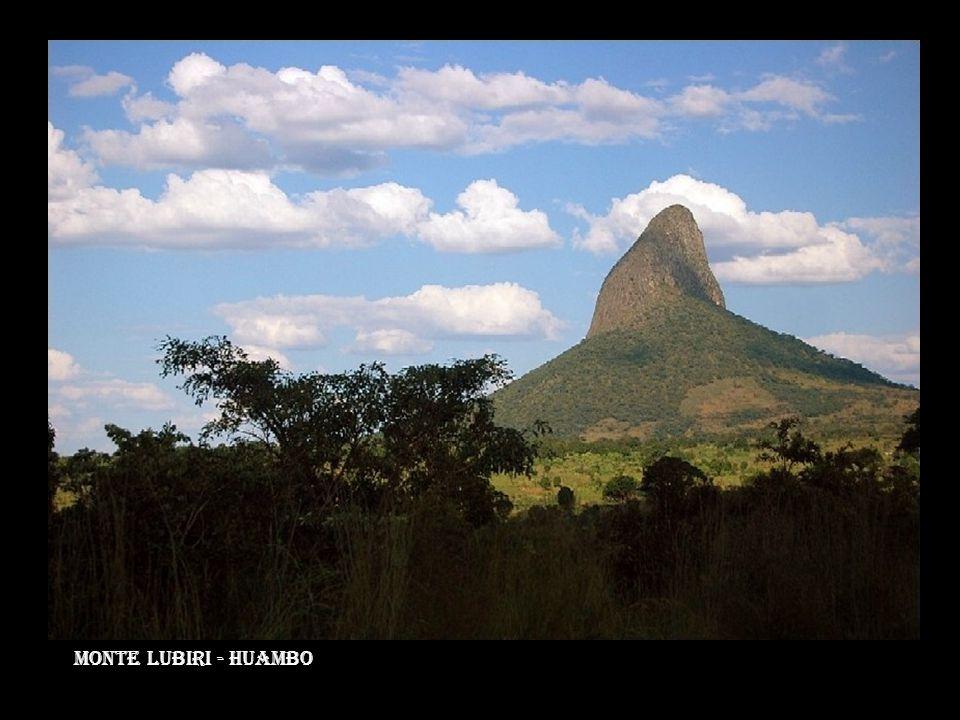 Monte lubiri - huambo