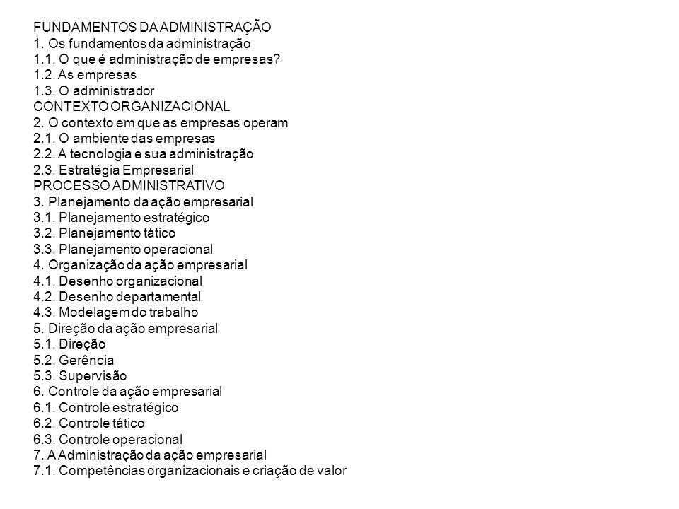 PROCESSOS GERENCIAIS Processos Gerenciais Prof.: Carlos Alberto dos Santos