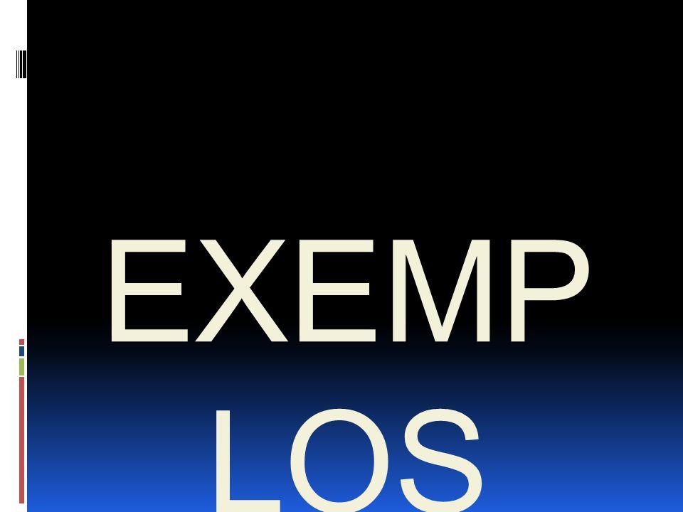 EXEMP LOS
