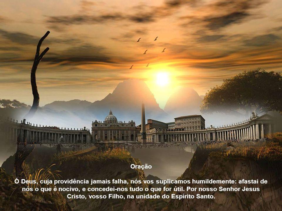 A este lugar já conhecido a aurora apressava-se a chegar, quando Paulo dizia ter o desejo de morrer e estar com Cristo. E de novo: Para mim, viver é C