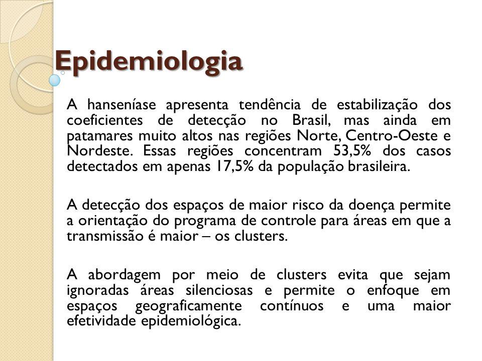 ETIOLOGIA O agente etiológico é a bactéria Mycobacterium leprae, também conhecida como Bacilo de Hansen.
