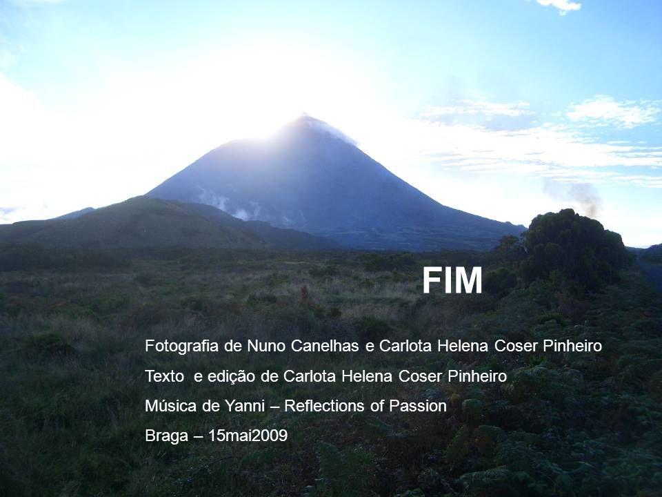 Ilha do Pico, Ilha Negra! Que da lava brotou a pedra e do seu calor o vinho/vida e a paz. A paz de viver num paraíso onde o céu, a pedra e o mar guard