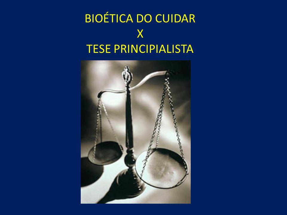 - - Princípios da Ética Biomédica - 1979 Tom Beauchamp & James Childress ...