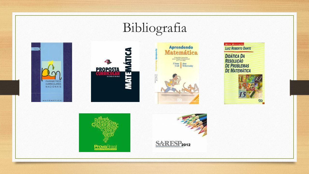 Parâmetros Curriculares Nacionais : Matemática Referência bibliográfica: BRASIL.