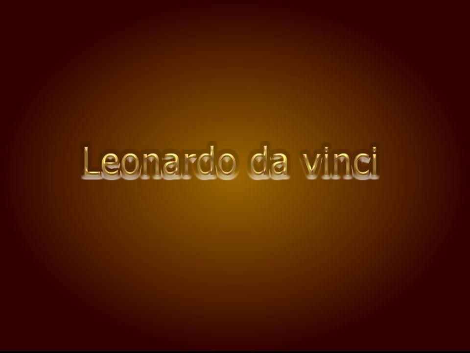 Leonardo da Vinci, nasceu a 15 de Abril de 1452, na pequena cidade de Vinci, perto de Florença, centro intelectual e científico da Itália, e morreu a 2 de Maio de 1519 em França.