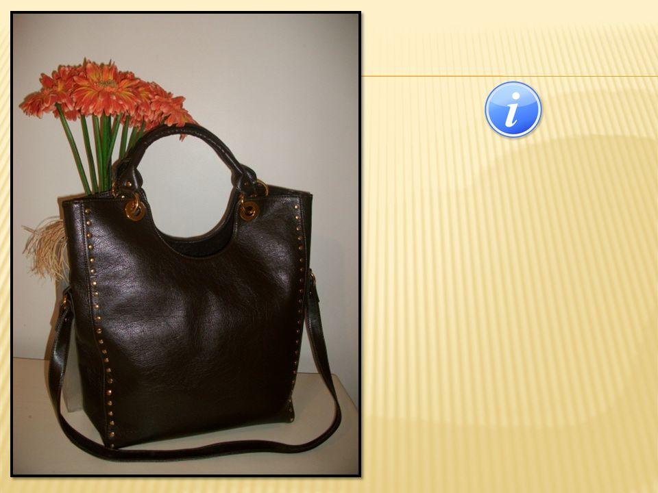 Tam: 30cm x 40cm 3 bolsos externo Camurça, nylon, couro
