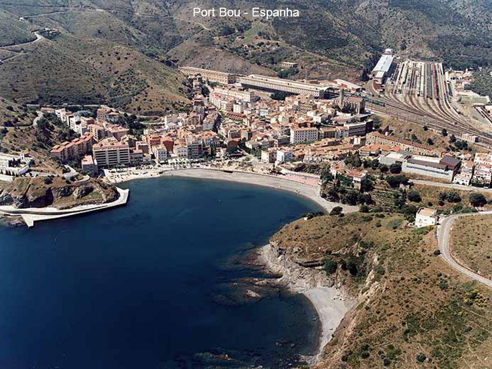 Port Bou - Espanha