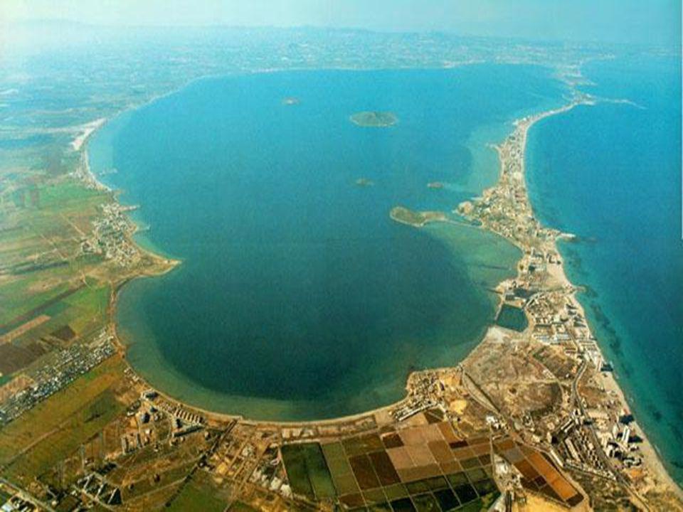 La Manga del Mar Menor, Múrcia - Espanha