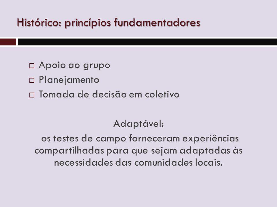 Conferências de Serviço Local (CSLs) Focada no grupo Flexível Colaborativa Voltada ao propósito Organizada geograficamente