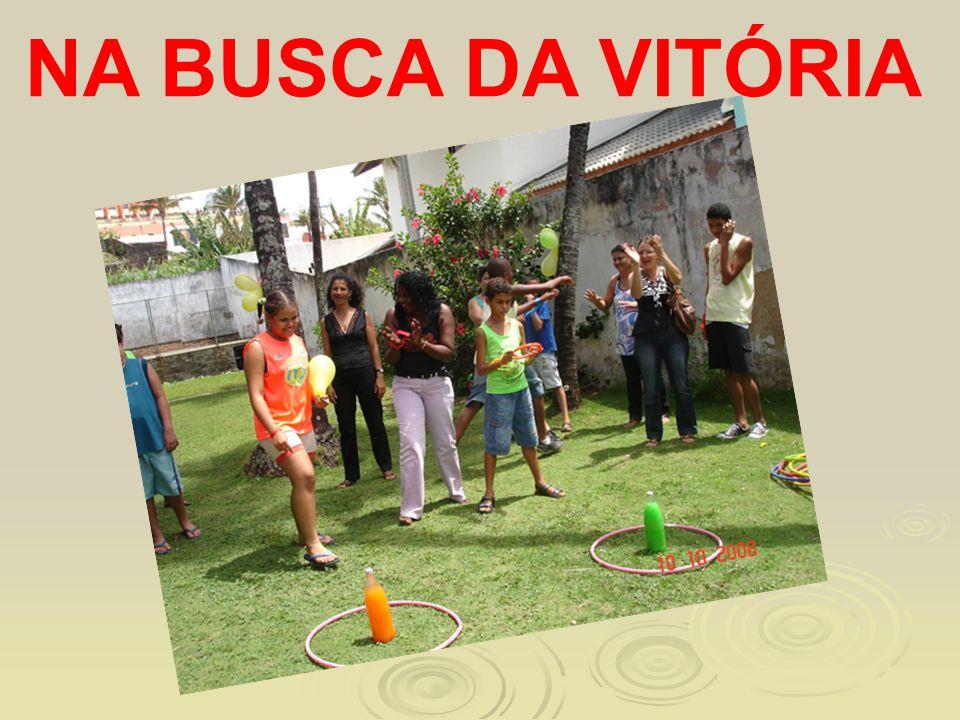 NA BUSCA DA VITÓRIA