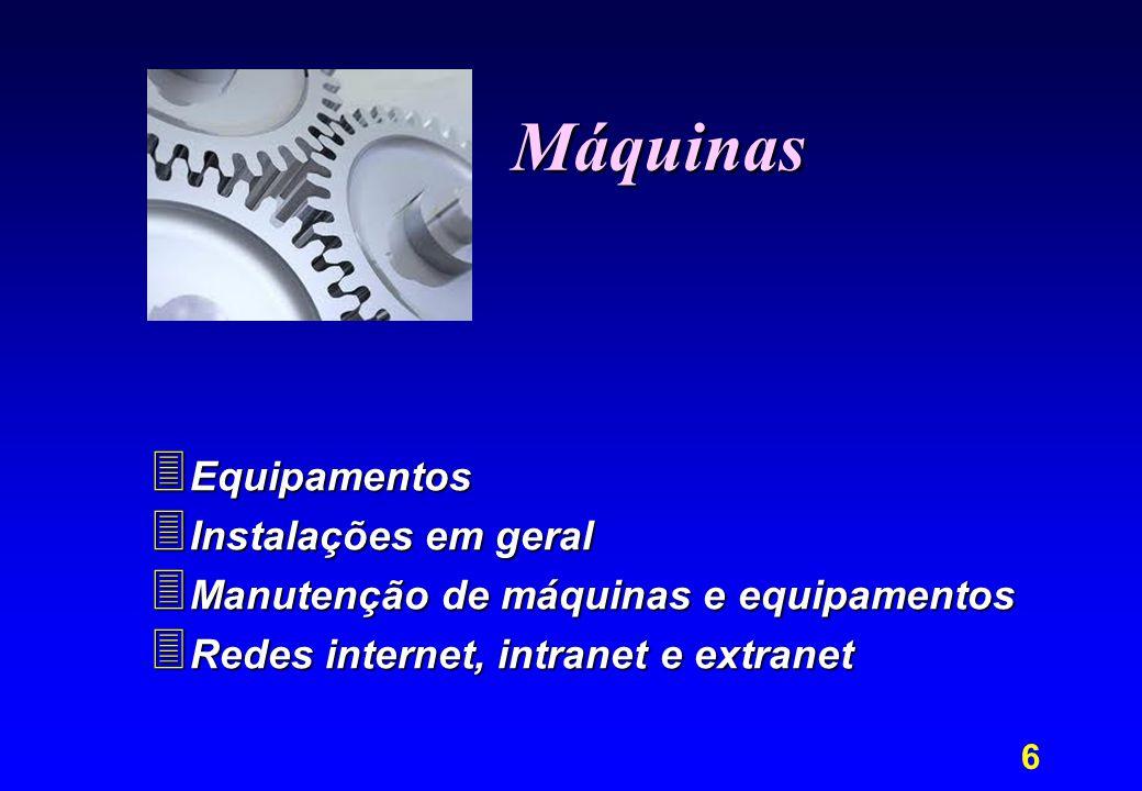7 Marketing 3 Conhecimento do mercado e dos concorrentes ( órgão publico: conhecimento das necessidades dos usuários) 3 Flexibilidade 3 Tratamento da satisfação dos clientes