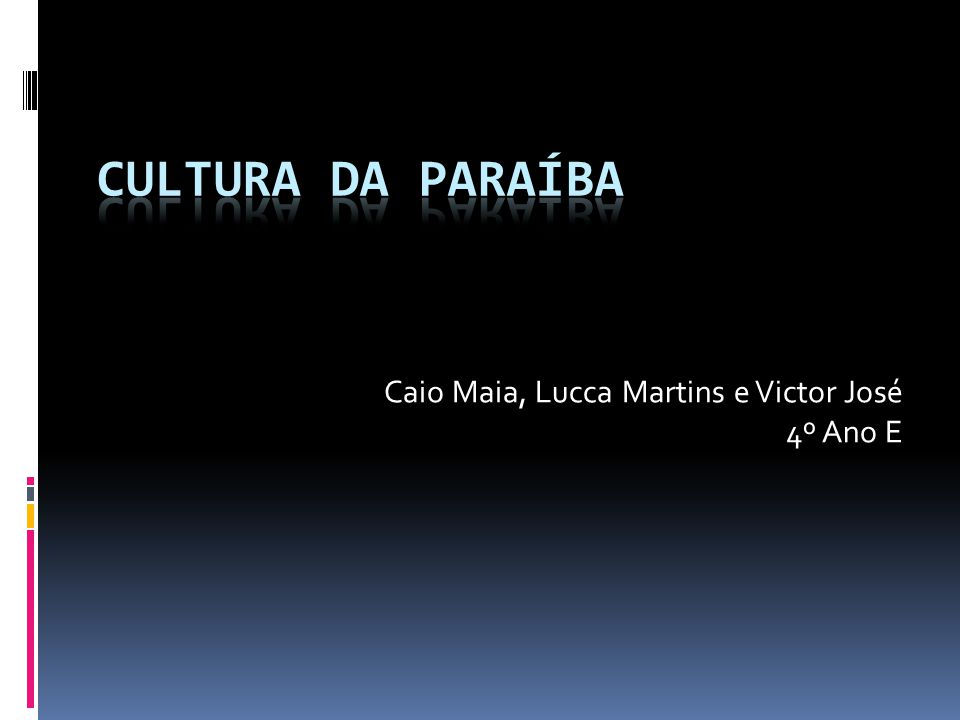 História  Paraíba é uma das 27 unidades federativas do Brasil.