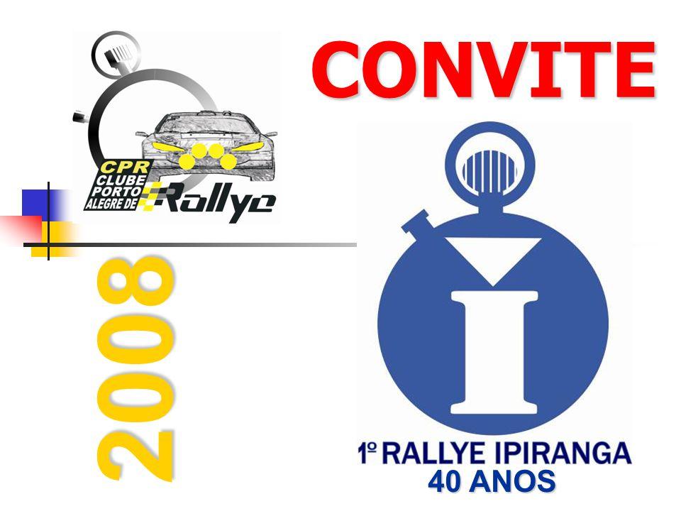 CONVITE 2008 40 ANOS