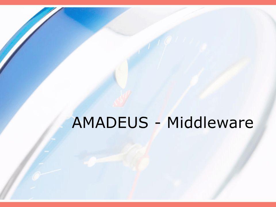 AMADEUS - Middleware