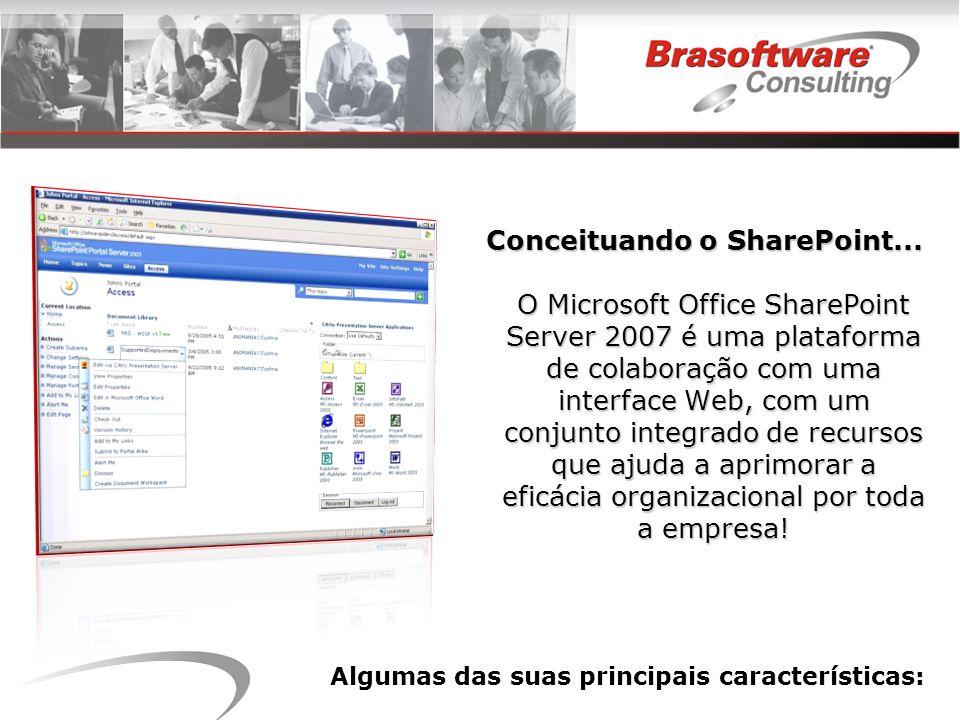 Conceituando o SharePoint...