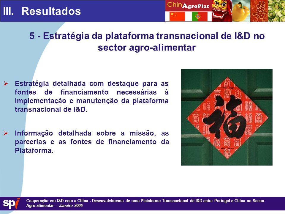 1,6/1,6 cm Cooperação em I&D com a China - Desenvolvimento de uma Plataforma Transnacional de I&D entre Portugal e China no Sector Agro-alimentar - Ja