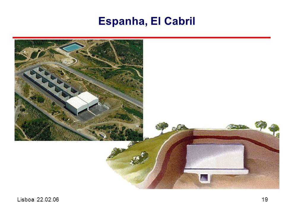Lisboa 22.02.0619 Espanha, El Cabril