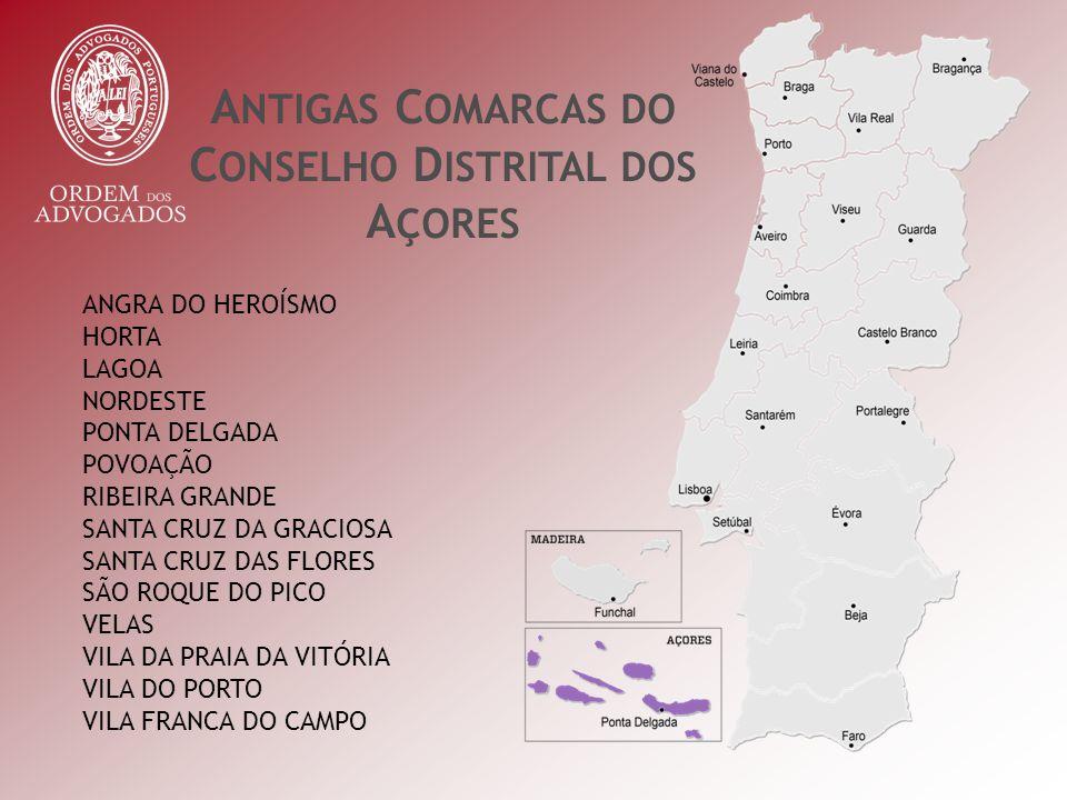 INSTÂNCIA CENTRAL COMPETÊNCIA GENÉRICA SECÇÃO DE PROXIMIDADE C OMARCA DOS A ÇORES ( S EDE EM P ONTA D ELGADA)