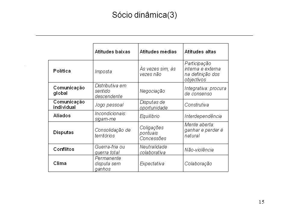 15 Sócio dinâmica(3) _____________________________________________________________________________.