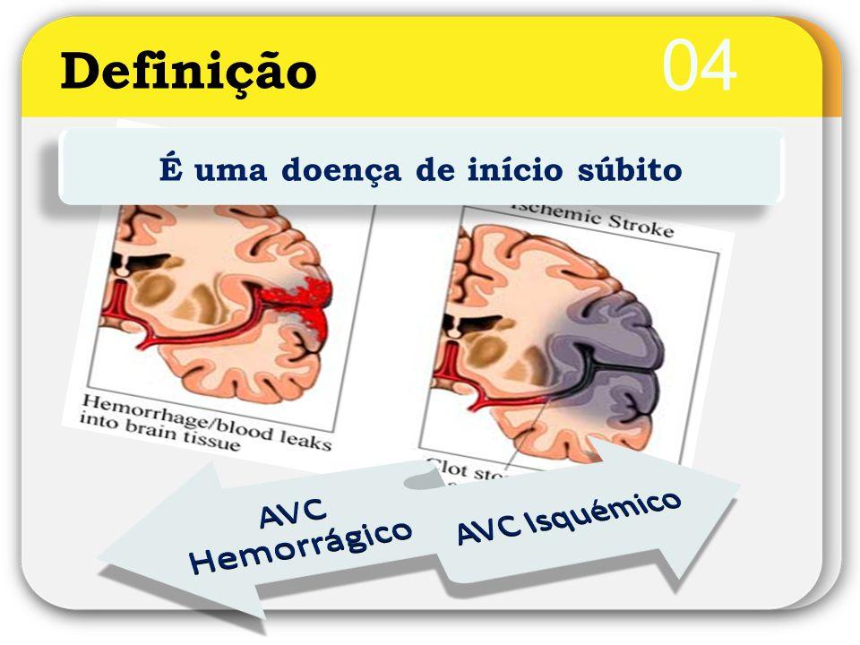 05 Etiologia e Classificação AVC Isquémico Embólico Trombótico