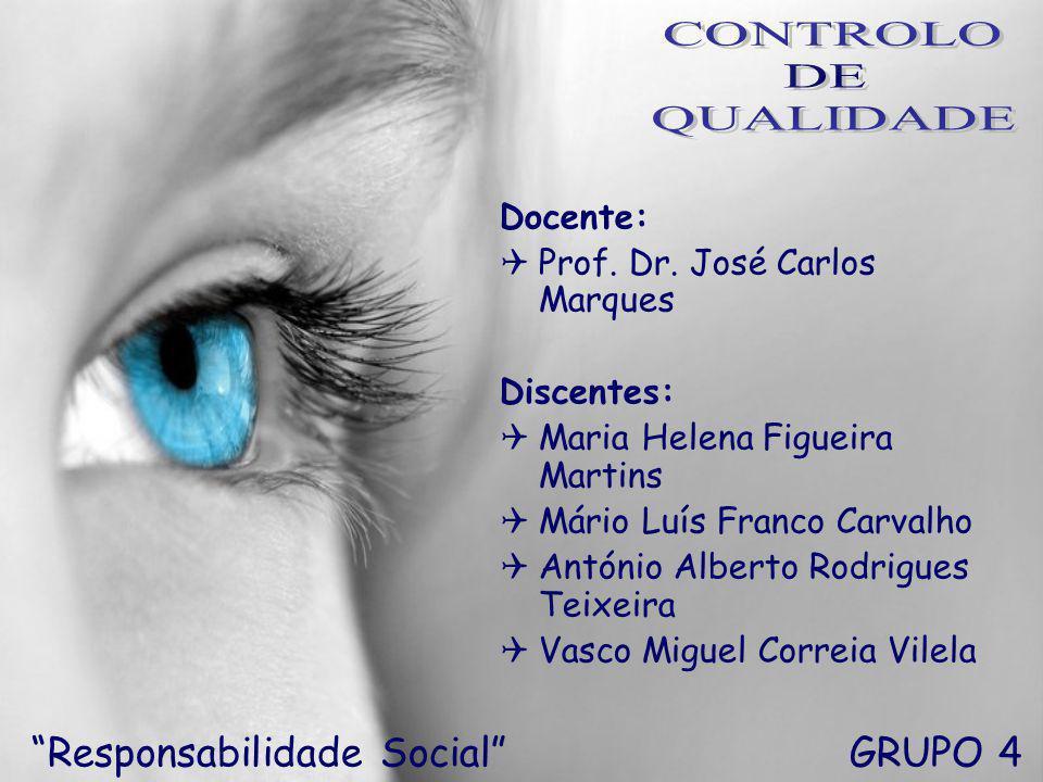 Docente:  Prof. Dr. José Carlos Marques Discentes:  Maria Helena Figueira Martins  Mário Luís Franco Carvalho  António Alberto Rodrigues Teixeira