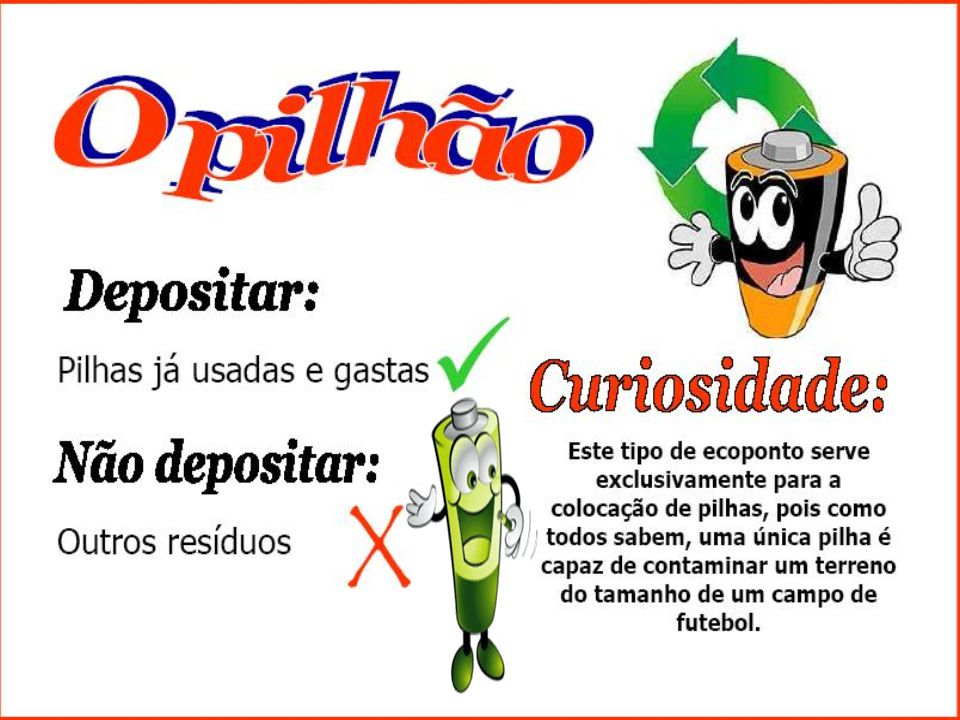 Plasticão Depositar: