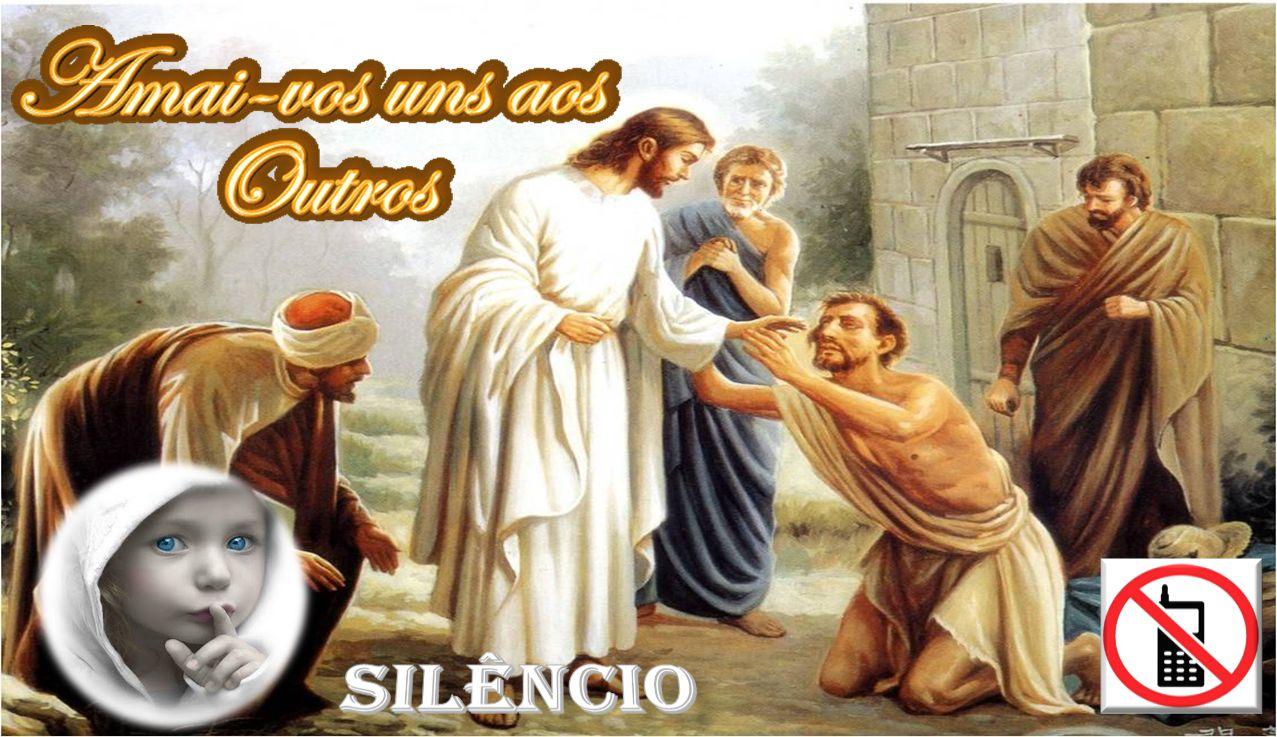 D D eus eterno e omnipotente, que glorificastes o nosso Salvador e renovais todas as coisas em Cristo, fazei-nos cumprir o seu mandamento novo, para nos tornarmos, de verdade, seus discípulos.