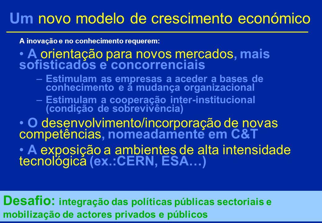 O desempenho de inovação pelas empresas portuguesas melhorou, de acordo com estes indicadores agregados.O desempenho de inovação pelas empresas portug