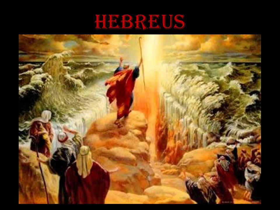 Os hebreus viviam em uma sociedade de economia agrícola e pastoril, com uma pequena presença de atividades comerciais.