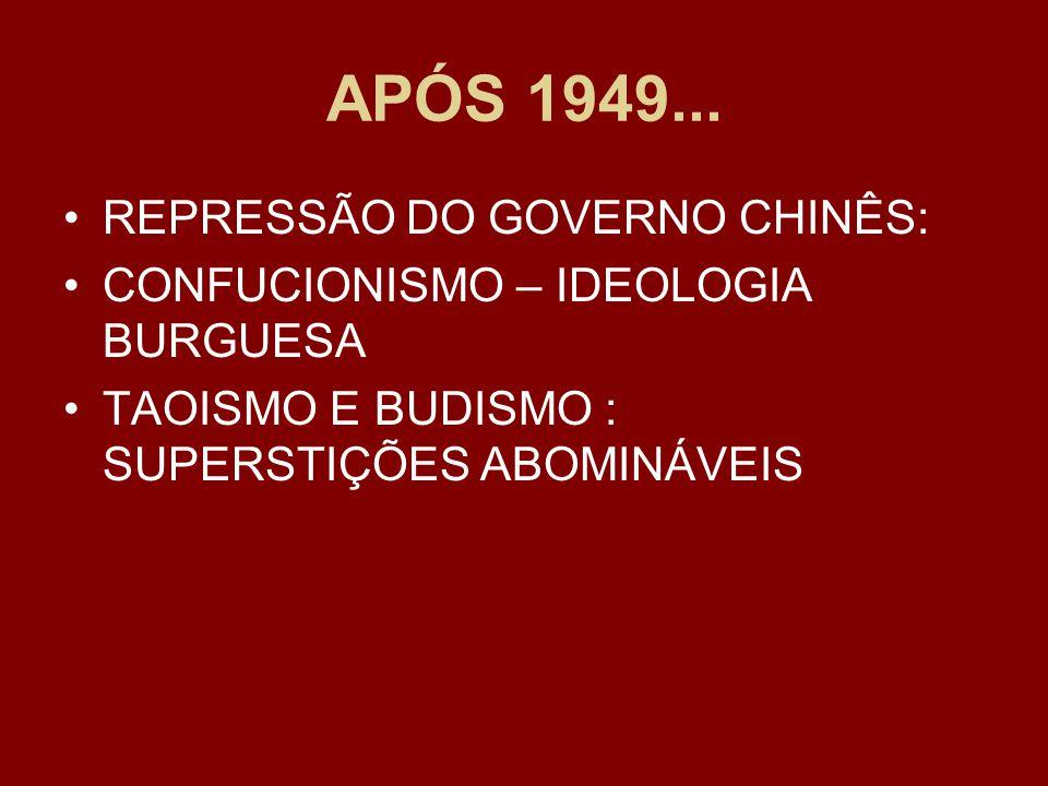 APÓS 1949...