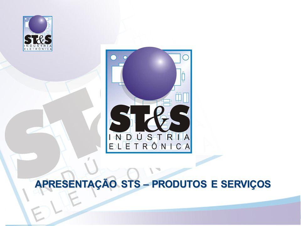 - Fundada em 1996 – STS Indústria Eletrônica Ltda.